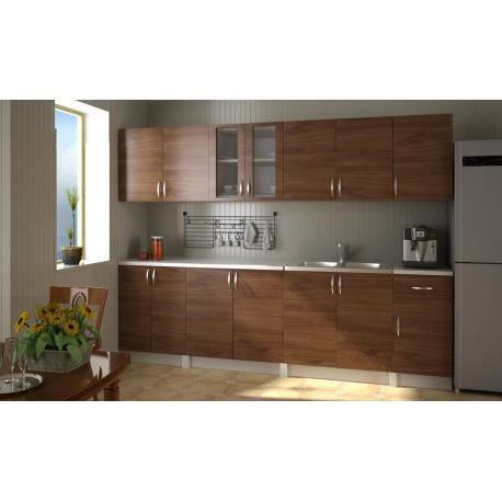 Cuisine compl te meubles de cuisine quip e neufs en kit for Cuisine complete equipee