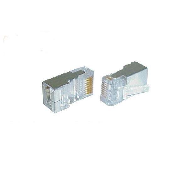cabling fiches r seau ethernet rj45 cat6 8 8 prix pas cher cdiscount. Black Bedroom Furniture Sets. Home Design Ideas