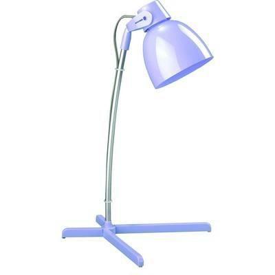 Lampe de bureau massive bureau timo violet 12 w achat - Lampe de bureau massive ...