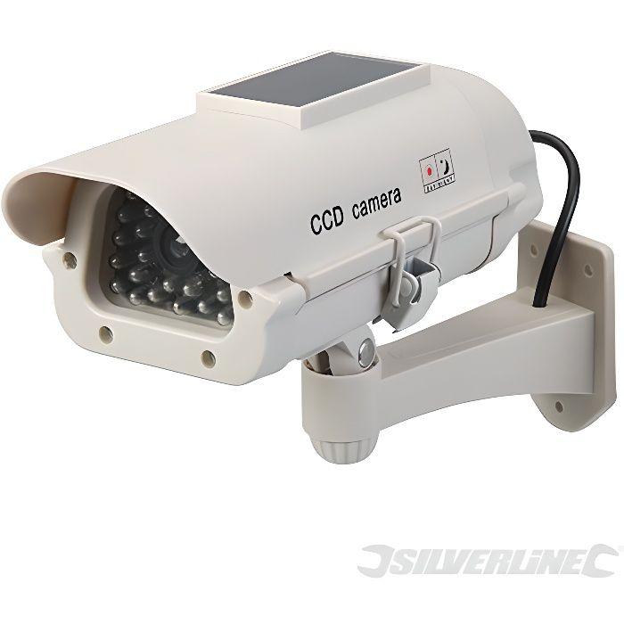Cam ra de surveillance factice solaire avec led achat vente cam ra de surveillance les - Camera de surveillance factice ...