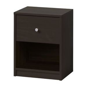 table de chevet achat vente table de chevet pas cher soldes cdiscount. Black Bedroom Furniture Sets. Home Design Ideas