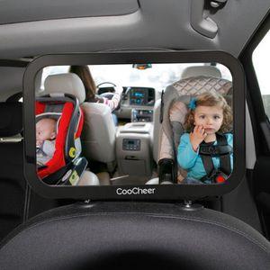 miroir voiture bebe achat vente miroir voiture bebe pas cher cdiscount. Black Bedroom Furniture Sets. Home Design Ideas