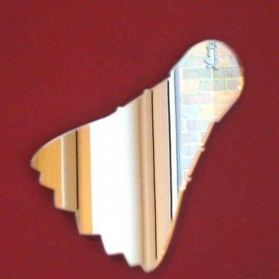 Volant de badminton miroir 35 cm x 24 cm achat vente for Miroir acrylique incassable