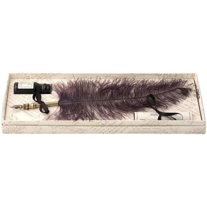 Noir plume stylo de coles calligraphy achat vente
