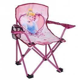 chaise pliable pour enfant avec porte gobelet disney princesses achat vente fauteuil. Black Bedroom Furniture Sets. Home Design Ideas