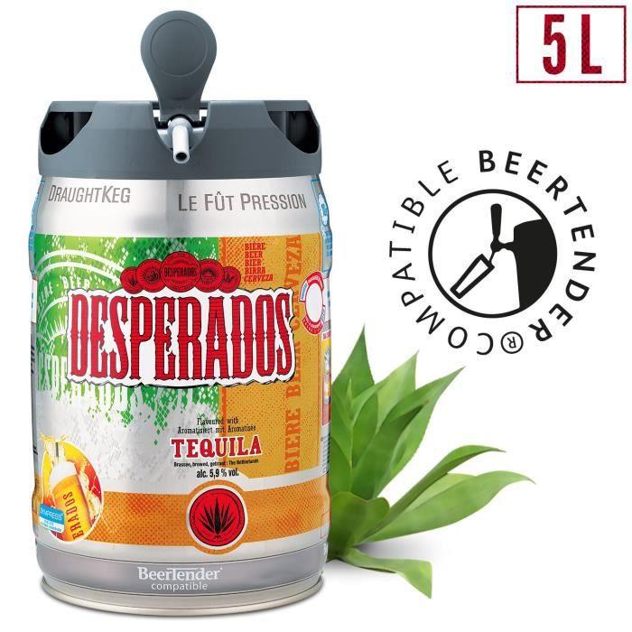 BIÈRE Fut bière Desperados compatible Beertender