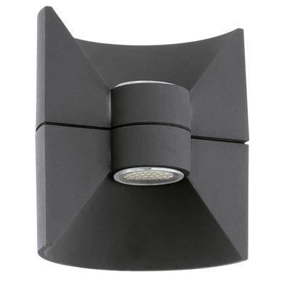 Applique ext rieure gris anthracite 2x2 5w redo achat - Applique exterieure anthracite ...