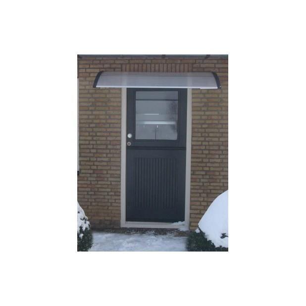 Superbe auvent 120 x 100 cm achat vente marquise - Monter une porte d entree ...