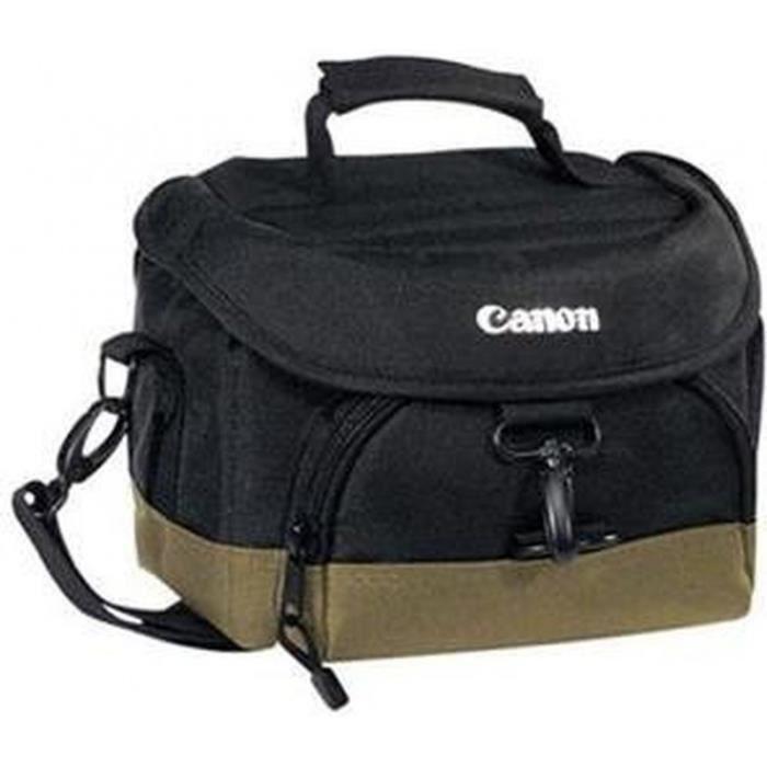 sacoche de transport pour appareils photo canon achat. Black Bedroom Furniture Sets. Home Design Ideas