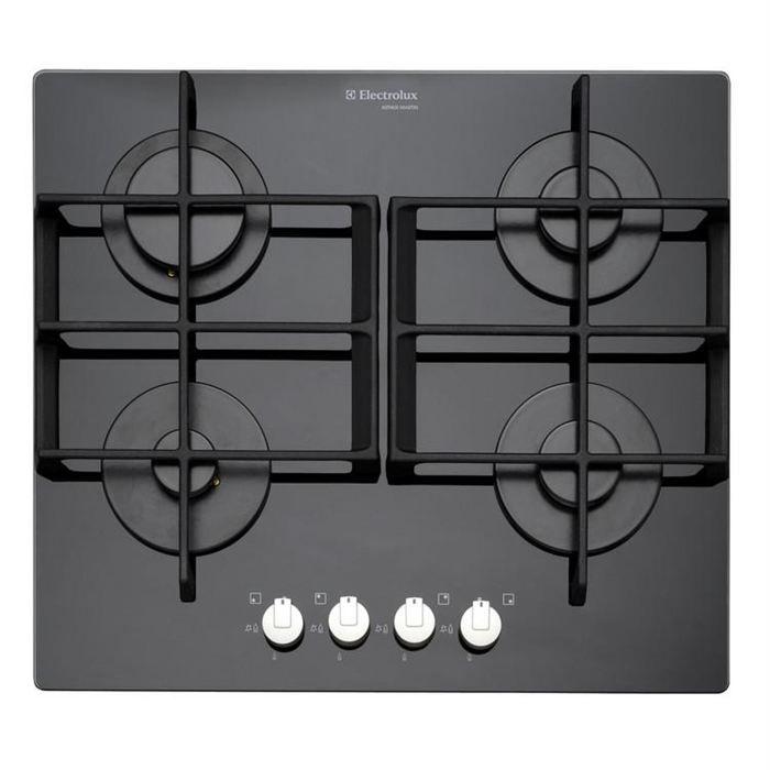 plaque de cuisson gaz eht60450k achat vente plaque. Black Bedroom Furniture Sets. Home Design Ideas