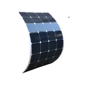panneau solaire souple 100w achat vente kit. Black Bedroom Furniture Sets. Home Design Ideas