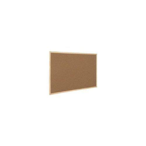 q connect kf03568 tableau d 39 affichage li ge cadre bois. Black Bedroom Furniture Sets. Home Design Ideas
