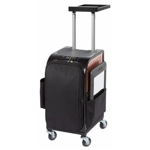 Valise table rollercoaster rose 020060136 achat vente for Table valise 6 places
