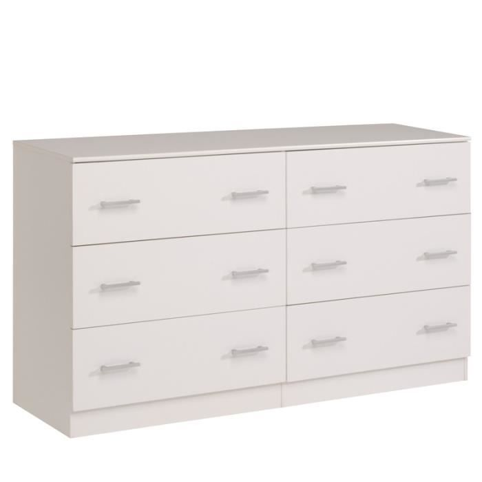 commode blanc conforama great attractive commode tiroirs pas cher commode tiroirs blanc nity. Black Bedroom Furniture Sets. Home Design Ideas