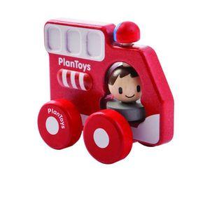 PLAN TOYS Mon Premier Camion de Pompiers