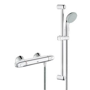 Grohe Mitigeur Thermostatique Bain Douche Grohtherm 1000 Achat Vente Grohe Mitigeur