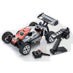 VOITURE - CAMION KYOSHO Voiture Buggy Radiocommandé Thermique INFER