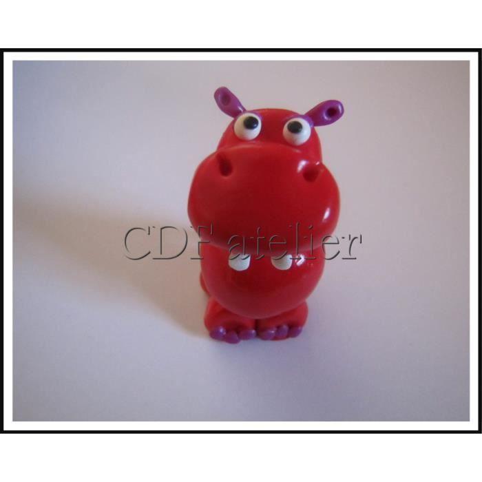 Grozo l 39 hippopotame achat vente objet d coratif for Objet decoration hippopotame