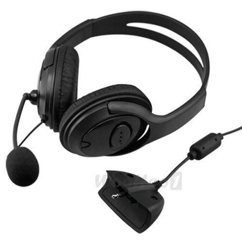 casque avec microphone pour xbox 360 achat vente casque couteur audio casque avec. Black Bedroom Furniture Sets. Home Design Ideas