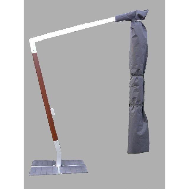 housse pour parasol bois alu d port jusqu 3x4 m achat. Black Bedroom Furniture Sets. Home Design Ideas