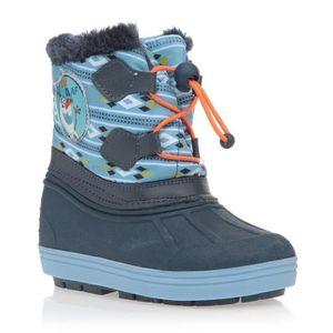 FROZEN Bottes de neige Chaussures Enfant Garçon