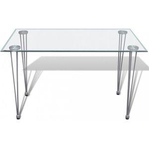 TABLE A MANGER SEULE Tables de salle a manger et de cuisine Table trans