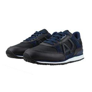 Chaussure Armani Cuir