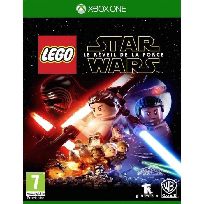 jeux xbox one lego star wars le rveil de la force jeu xbox on