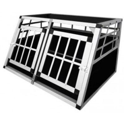caisse de transport cage 1 chien 30 kg ou 2 chi achat vente caisse de transport caisse de. Black Bedroom Furniture Sets. Home Design Ideas