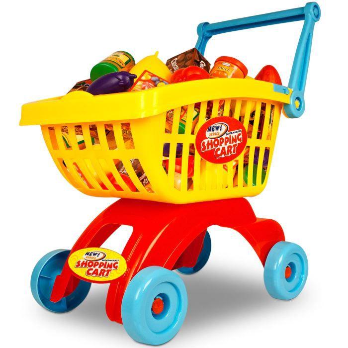 caddie pour marchande jouet enfant jeu jouet achat vente marchande soldes cdiscount. Black Bedroom Furniture Sets. Home Design Ideas