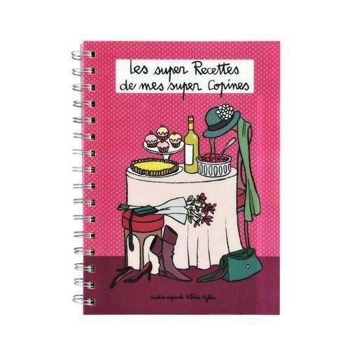 cahier de recettes derri re la porte super copi achat vente cahier cahier de recettes. Black Bedroom Furniture Sets. Home Design Ideas