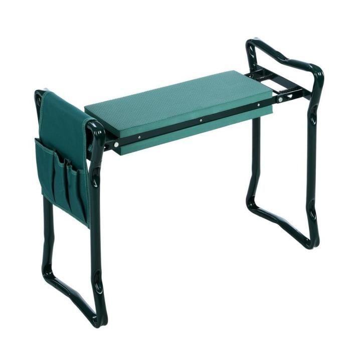 pliant accueil si ge prie dieu genoux pad reste ext rieur pelouse plage chaise de jardin avec. Black Bedroom Furniture Sets. Home Design Ideas