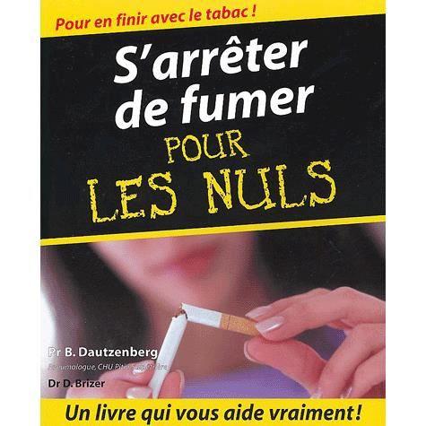 Comme les bronches sont nettoyées après a cessé de fumer