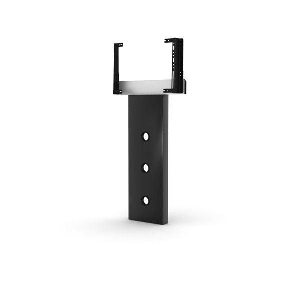 Elmob pied additionnel et support cran plat meuble hifi int gr e prix p - Ecran plat cdiscount ...