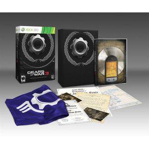 JEUX XBOX 360 Gears of War 3 Edition Limitée Jeu XBOX 360