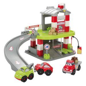 Garage ecoiffier achat vente jeux et jouets pas chers for Garage fast auto sarcelles