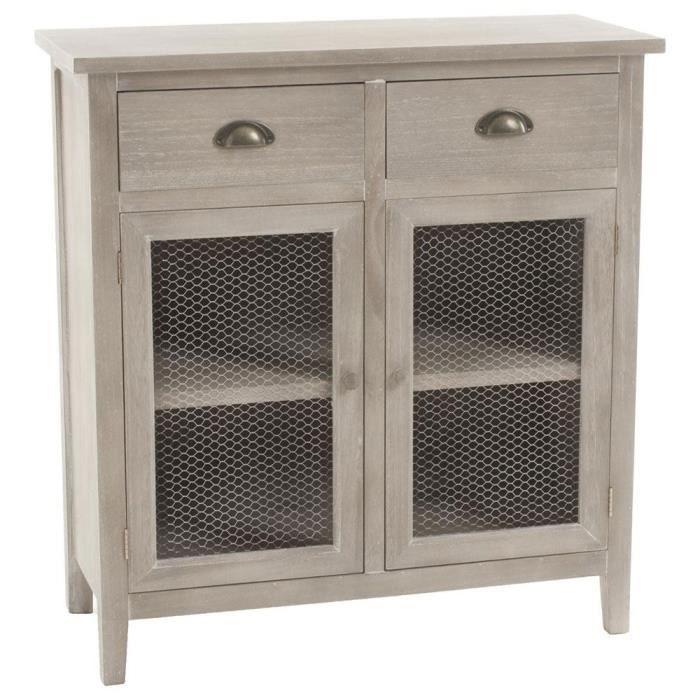 Meuble de cuisine en bois pas cher meuble bas pour for Meuble cuisine bois pas cher