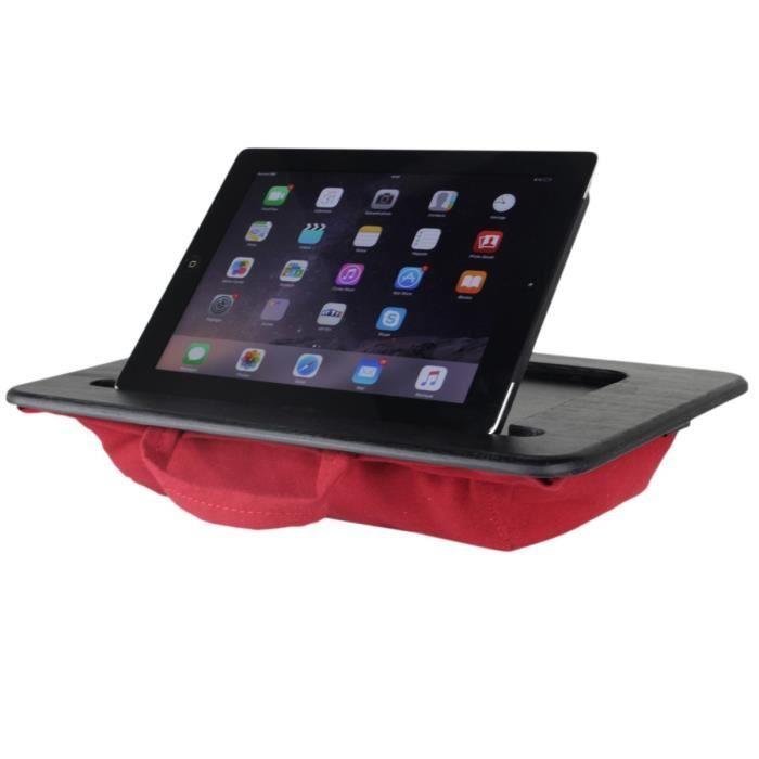 support en bois noir pour livre ou tablette ipad ou pc padtopper prix pas cher cdiscount. Black Bedroom Furniture Sets. Home Design Ideas