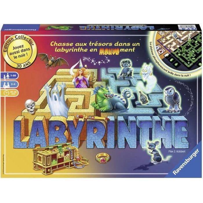 ravensburger labyrinthe 30 me anniversaire achat vente jeu soci t plateau cdiscount. Black Bedroom Furniture Sets. Home Design Ideas