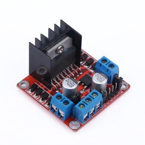 xcsource en h double pont dc variateur du moteur pas pas module l298n pour arduino sg043 sz. Black Bedroom Furniture Sets. Home Design Ideas