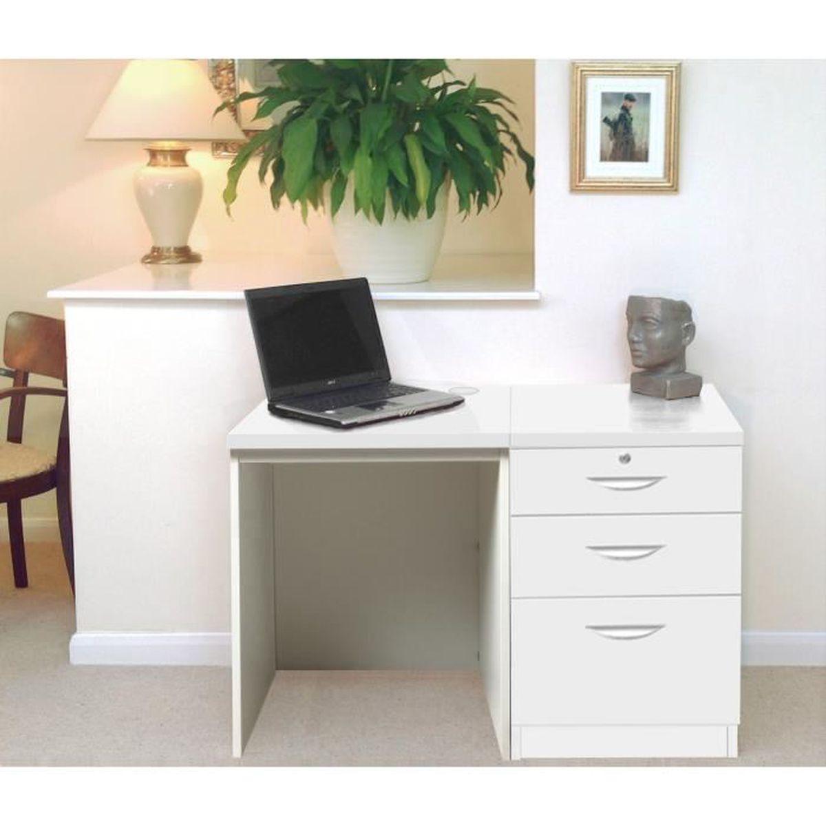 Meuble de bureau pour enfant en bois ch ne bois anglais for Achat bureau meuble