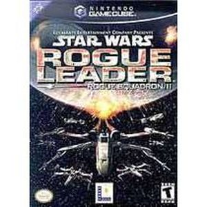 JEUX WII STAR WARS ROGUE SQUADRON 2 : ROGUE LEADER