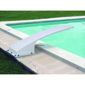 Plongeoir piscine achat vente plongeoir piscine pas cher cdiscount for Vente de piscine pas cher