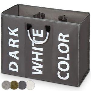 Rangement linge sale achat vente rangement linge sale - Panier a linge 2 compartiments ...