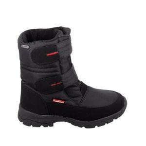 APRES SKI - SNOWBOOT Chaussure de ville ELEMENTERRE Regent noir