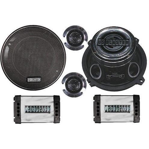 haut parleurs kit clat enceintes 2 x 100w 13 haut parleur voiture avis et prix pas cher. Black Bedroom Furniture Sets. Home Design Ideas