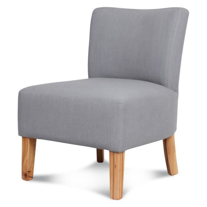 Fauteuil chauffeuse gris swing achat vente fauteuil for Fauteuil chauffeuse