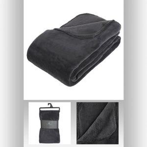 plaid gris pour canape achat vente plaid gris pour canape pas cher cdiscount. Black Bedroom Furniture Sets. Home Design Ideas