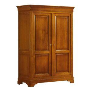 Chambre a coucher en bois massif achat vente chambre a coucher en bois ma - Armoire chene massif 2 portes ...