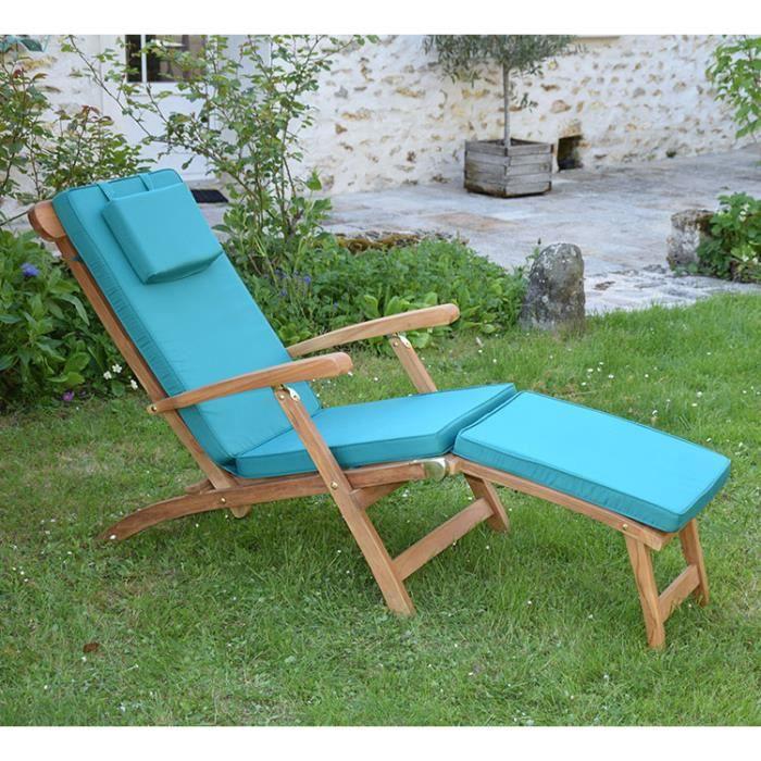 Matelas chaise longue for Chaise longue pour 2 personnes